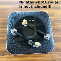 Netgear Nighthawk M1 MR1100 Two Internal Antenna Access Modification Kit