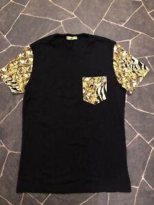"""VERSACE"" Designer Men's T-shirt, Size XS"
