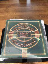 RARE Mint-  Chicago Live In Concert Magnum Records LP