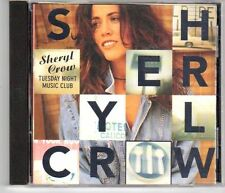 (EF719) Sheryl Crow, Tuesday Night Music Club - 1993 CD
