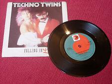 "Techno Twins: Falling in love Again orig 7"""