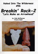 DVD320 Breakin' Rock 2 by John McPherson, Prairie Wolf, SURVIVAL SKILLS