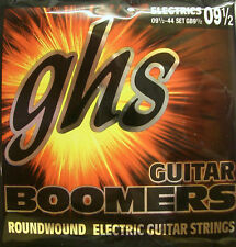 GHS gb-xl + boomers e-guitarras-cuerdas XL plus 0095-044