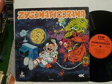 ZYGOTICORAMA N°5 MAGDANE / SIM / LEEB / LLADO / METAYER / ROUCAS ZYG 8005