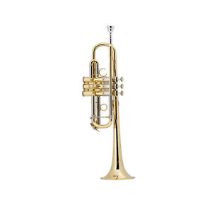 Bach Stradivarius Artisan Professional C Trumpet Outfit, Lacquer
