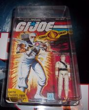 GI JOE STORM SHADOW 1984 Vintage Action Figure v1 MOSC UNPUNCHED!!!AFA?REAR*