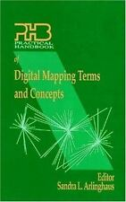 Practical Handbook of Digital Mapping Terms and Concepts