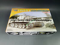 DRAGON 7376 1/72 Tiger I Inital Production s.Pz.Abt.502 Leningrad Region 1942/43