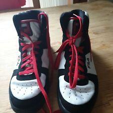 Fila Foggia Hi Top  Boots Trainers UK High Tops Size UK  10 Eur 44.5 ref (4)
