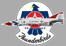 F4-PHANTOM THUNDERBIRDS Sticker