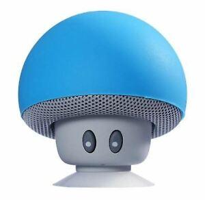 Mushroom Head Bluetooth Speakers
