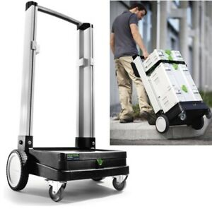 Festool 498660 SYS-Roll 100 Roller for SYS Range Systainer Transporter