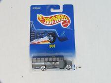 Vintage Hot Wheels # 72 Bus Police Prisoner Transport New in Package