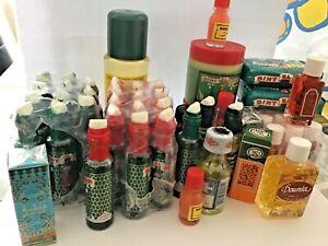 Bint El Sudan Red - Green & Other Spiritual Perfumed Oil, powder & soap