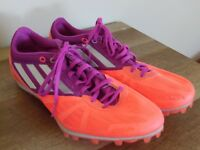 Women's Adidas Arriba IV 4 Track & Field Athletic Shoes Spikes Size 9.5