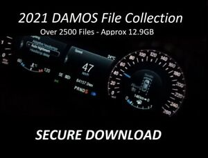 2021 Large Collection of Quality Damos .OLS Chip Tuning Files - Hex, A2L - ECU