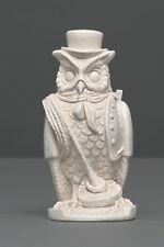 """Eule """"Schornsteinfeger"""" Skulptur, kein Gips, Dekoration, Deko, Kunst #056"""