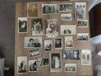 Early 1900s to 1950s Australian Family Portrait Photo  (3)