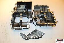 2009 Kawasaki ER 650C ER-6N Engine Motor Crankcase Crank Cases 14001-0140