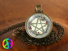 Witchcraft Pentacle 1 Wicca Pentagram Pendant Wiccan Pagan Necklace Jewelry Gift