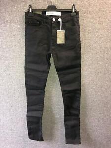 New Look Super Skinny Black Jeans 32x34 TD017 GG 08