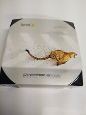 Sierra Wireless Sprint SWW8013G4G Overdrive 3G/4G Mobile Hotspot