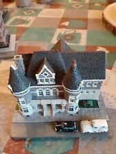 Danbury Mint Old 8Th Precinct Police Station Detroit