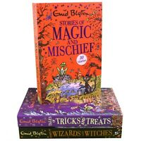 Enid Blyton Tricks & Treats Short Story 3 Books Children Collection Paperback