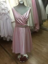 Designer Angel B Bridesmaid/ MOB/ Ball/ Prom/ Races/ Swing / Tea Dress Size 18
