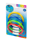 INTEX 55501 Dive Rings Underwater Pool Fun Ring Swimming Training Water Toy NEW!