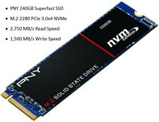 PNY CS2030 240GB M.2 2280 PCI-Express (Gen 3.0x4) NVMe Internal SSD
