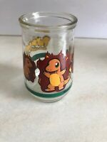 Vintage Welch's Pokemon #4 Charmander Collectible Jelly Jar