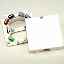 Herdanschlußdose VDE Geräte- Anschlussdose für 5x2,5mm Aufputz Unterputz Montage