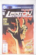 DC Comics Legion of Superheroes (The New 52) Issue #7