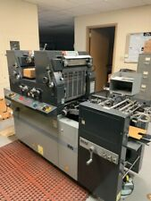 A.B. Dick 9985 Offset Printing Press and Scan Master WC EZTRAP-INRIP