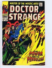 Dr. Strange #174 Marvel Pub 1968