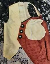 waistcoat made w/a.f Vandevorst fabric L avant garde vest 3 arms NotThatSexy