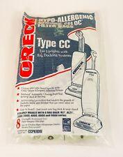 6 new bags Oreck XL Type CC Vacuum Cleaner Bags CCPK8DW XL2 XL7 2000 3000 4000