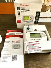 Honeywell Wi-Fi 7 - Day Programmable Thermostat + Free AppRTH6580WF