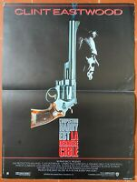 Plakat La Neuste Target Inspektor Harry Clint Eastwood Magnum 44 40x60cm