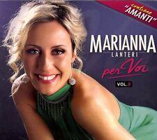 MARIANNA LANTERI - PER VOI VOL.2 - CD NUOVO SIGILLATO LISCIO