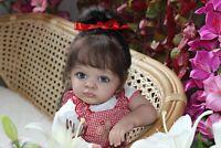 Hyper-realistic baby Tutti-,limited set from the Natali Blick/art Lidia Lebedeva