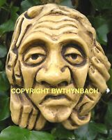 NEW RUBBER LATEX MOULD MOULDS MOLD TO MAKE CEMENT GARGOYLE HAND WALL PLAQUE 5
