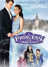 A Princess for Christmas - New DVD - FREE SHIPPING