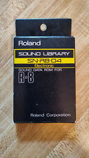 Roland SN-R8-04 TR-808 Sounds Electronic ROM Card For Roland R8M R-8 MK2