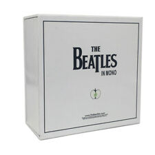 The Beatles In Mono:13CD Box Set White Box Free Shipping