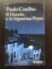 Il diavolo e la signorina Prym - Paulo Coelho - Bompiani - 2000