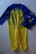 The Backyardigans Pablo Blue Penguin Costume Kids Size 6 by Rubie's