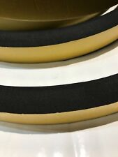 "Marine Neoprene Seal Hatch Tape 1"" x 1"" Black per metre"