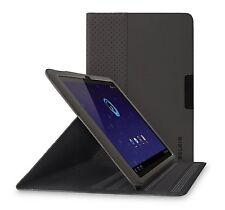 """Belkin Samsung Galaxy Tab 10.1"""" Slim Folio Stand Case/Cover Black F8N622ebC00"""